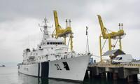 Indian naval ships visit Vietnam