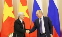 Vietnam, Russia foster comprehensive strategic partnership