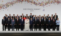 G20 Summit addresses global trade, environment