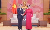 NA Chairwoman receives newly-appointed Chinese Ambassador