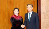 NA Chairwoman meets Chinese People's Political Consultative Conference Chairman