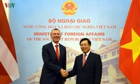 Vietnam, Latvia to strengthen economic, trade, investment ties