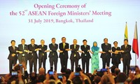 AMM52 joint communiqué affirms the importance of peace, stability in East Sea