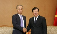 Deputy PM pledges favorable conditions for Japanese investors