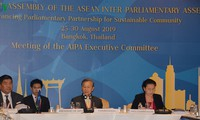 NA Chairwoman attends AIPA Executive Committee meeting, meets OVs in Thailand
