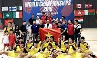 Vietnam wins Shuttlecock World Championships 2019