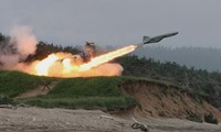 国际舆论反对单方面对朝制裁 朝鲜继续发射弹道导弹