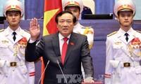 越南国会选举产生国家副主席、最高人民法院院长、最高人民检察院检察长