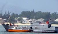 越中海上低敏感领域合作专家工作组第八轮磋商在中国青岛举行