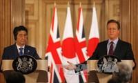 日本首相安倍晋三:若脱欧英国对日本投资者的吸引力将会降低