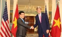 美国承诺协助越南实施《跨太平洋伙伴关系协定》