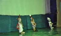 越南水上木偶戏首次亮相中东地区