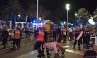 法国总统奥朗德:尼斯袭击是恐怖行为