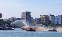 越南-美国举行应对自然灾害和大规模搜救联合演练