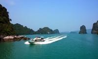 游览姑苏岛的外国游客无需申请赴边境地区许可证