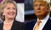 美国总统选举:两名候选人支持率差距极小