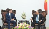 进一步加强越南与丹麦友好合作关系