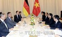 越南和德国举行战略协调小组第4次会议