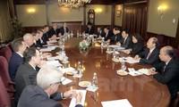越俄全面战略伙伴关系活跃发展