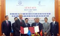 WIPO承诺帮助和推动越南知识产权