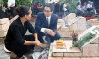 越南荣军烈士节70周年:感恩为国立功者活动在越南全国各地举行