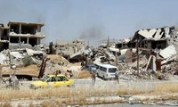 叙利亚呼吁联合国解散以美国为首的联军
