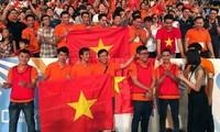越南队第六次荣获亚太大学生机器人大赛冠军