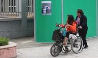 越南残疾人走向世界