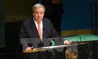 联合国宪章在解决全球挑战中发挥主要作用