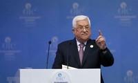 阿巴斯:巴勒斯坦哈马斯运动将通过和平方式与以色列进行斗争
