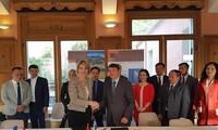 越南和法国合作保护和发展世界地质公园