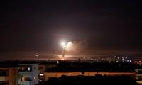 叙利亚和以色列互射火箭回击对方