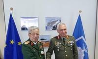 越南出席欧盟防务司令会议