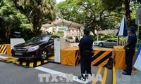 新加坡在第17届香格里拉对话会召开前加强安保