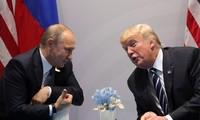 美国开始筹划美俄首脑峰会