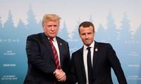 美国与欧盟一致同意尽早举行贸易对话