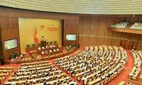 越南十四届国会五次会议进入最后一周