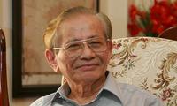 人民教师潘辉黎教授把一生献给越南社会科学领域