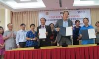 推动越南纺织品服装业发展的社会对话