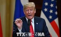 美国总统特朗普对下一次俄美首脑会晤抱有期望