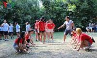 2018年旅居欧洲越南青年大学生夏令营开营