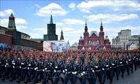 俄罗斯公布史上最大规模军演