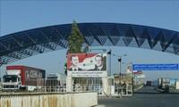 叙利亚与约旦开始就开放边境口岸进行谈判