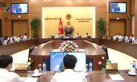 越南国会常委会讨论国会专题监督和质询活动