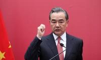 中国国务委员兼外长王毅:中美不应用冷战思维看待对方