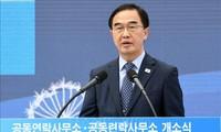 韩朝首次联合举行《10•4韩朝共同宣言》纪念活动