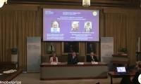 2018年诺贝尔物理学奖授予在激光物理学领域有突破性发明的三位科学家