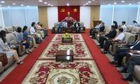 世界科技城市联盟会议给平阳省带来众多合作机会
