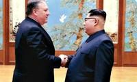 美国与朝鲜商定第二次首脑会晤