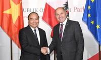 越南与奥地利加强双边合作